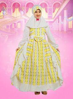 Baju Muslim Anak Aini 2015