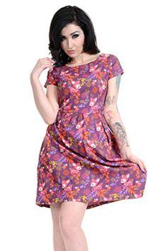 Ladies 50s 60s Indie Retro Vintage Woodland Tea Party Belt Dress 4 Run & Fly http://smile.amazon.com/dp/B00YSOZQ44/ref=cm_sw_r_pi_dp_vc3wwb1QR7BJ2