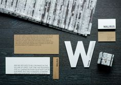 Very cool branding for a home decor boutique, done by Vancouver-based multidisciplinary firm Toolbox.