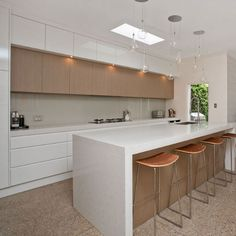 modern kitchens sydney - Google Search