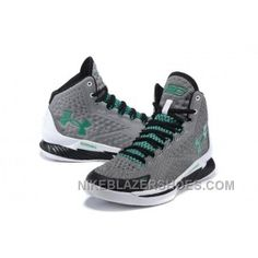 "Under Armour UA Curry One ""Golf"" Grey-Green/Scratch White Shoes For Sale Online"