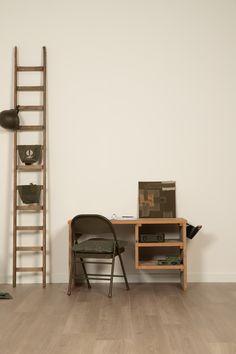 Douwes Dekker Laminaat Dikte: 8 mm | Gebruiksklasse: 23/32 | Slijtweerstand: AC4 | R-waarde: 0,048 m2 K/W | Legsysteem: Safe-Lock | V-groef: 2V | Pakinhoud: 2,186 m2 | Plankformaat: 128,5 x 24,3 cm | Oppervlaktestructuur: embossed | Extra Breed Ladder Decor, Magazine Rack, Cabinet, Storage, Furniture, Home Decor, Clothes Stand, Purse Storage, Decoration Home
