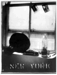 Robert Frank '73 NY Pablo's Bottle, Monica's Car