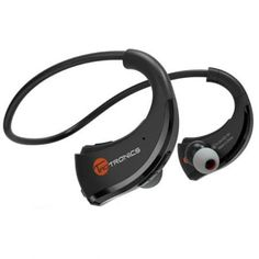 Bluetooth Headphones TaoTronics Bluetooth Wireless Headphones Stereo Sports Earbuds - Sweatproof In-Ear Headsets (aptX CVC Noise-Cancelling) Best Bluetooth Headphones, Best Noise Cancelling Headphones, Sports Headphones, In Ear Headphones, Bluetooth Gadgets, Skullcandy Headphones, Waterproof Headphones, Sport Earbuds, Headset