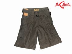 #Bermuda pantalón corto con cinturón…especial para #niños que les gusta andar a la #moda