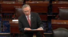 ~ Standing Strong! -- Harry Reid Calls House GOP Insane While Senate Dems Kill Their 3rd Attack on the ACA