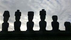 Moai, Osterinsel, Statue, Ostern, Insel, Stein