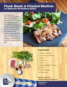 Seared Flank Steak With Shallot-Mustard Sauce Recipe — Dishmaps