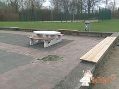 Picknickset DeLuxe Ovaal bij Hans-Geiger-Gymnasium  in Kiel