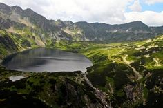Tatra Mountains Polish Mountains, High Tatras, Tatra Mountains, Life Is A Journey, Wonders Of The World, Waterfall, National Parks, Places To Visit, Europe