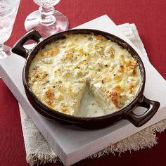 Картофель, запечённый в соусе из сыра: нежный и простой в исполнении