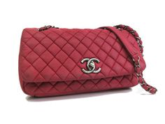 #Chanel Matrasse Chain Shoulder Bag Calfskin Pink(BF065417). All of eLADY's items are inspected carefully by expert authenticators who have years of experience. For more pre-owned luxury brand items, visit http://global.elady.com