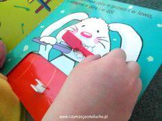 Myjemy królikowi zęby http://czymzajacmalucha.pl/ksiazka/305-przeglad-zabawek-zabaw-i-ksiazek-z-ostatniego-tygodnia.html