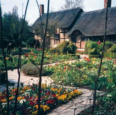 Shakespear's house, Stratford-upon-Avon, Warwickshire, UK