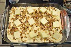 "Pumpkin Dump Cake | An easy fall dessert that tastes amazing...just ""dump"" it all together!"