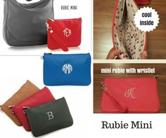 Rubie Mini from Thirty-One Gifts Up the style factor when you carry this chic…