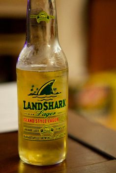 Landshark Lager a must have for shark week