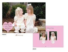 Little Lamb Design | Valentines Day | Full Photo Valentine's Digital Photocard (L.Lamb) | The PrintsWell Store