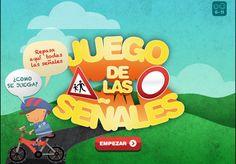 Educación Vial: cuatro juegos para niños de 6 a 11 años Speech Language Therapy, Speech And Language, Selena Quintanilla, Online Gratis, Clip Art, Lol, Education, School, English