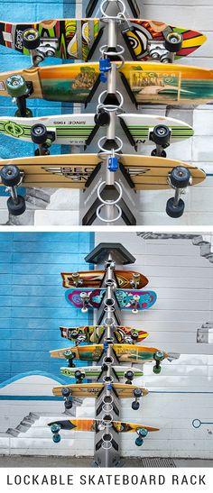 13 best skateboard parking images on pinterest bike parking