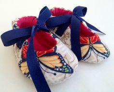 Handmade baby shoes ❤