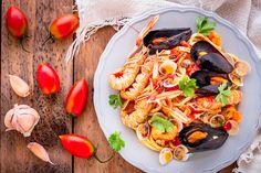 SPAGHETTI ALLO SCOGLIO - La Cucina di Anisja blog
