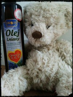 #dzien_pluszaka Chcesz mieć włosy jak miś sierść? Mocne, długie i zdrowe- używaj oleju lnianego!
