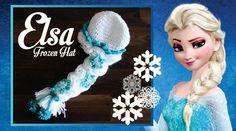 Elsa Frozen Crochet Hat Crown by MissKnottyCrochet on Etsy