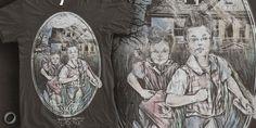 """""""TOUT DETRUIRE"""" t-shirt design by ominous"""