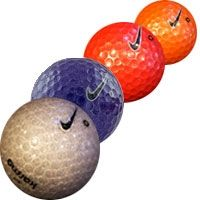 52cc370f181 Nike Colored Golf Balls