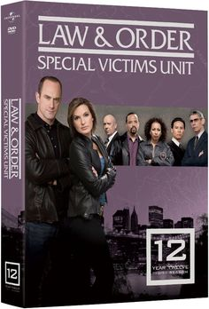 law and order svu season 12 dvd | LAW & ORDER-SPECIAL VICTIMS UNIT - SEASON 12 (DVD 1115552)