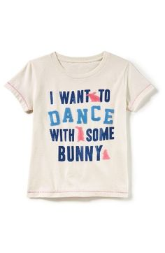 Free shipping and returns on Peek Some Bunny Tee (Toddler Girls, Little Girls & Big Girls) at Nordstrom.com. She'll bunny hop like a boss in this fun tee.