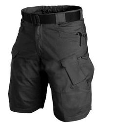 Summer Waterproof Tactical Cargo Shorts
