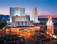 Circus Circus Hotel and Casino in Las Vegas: Hotel Rates & Reviews on Orbitz