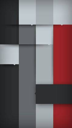 Customize Your Iphone 5 With This High Definition Abstract Grey Red Wallpaper From Hd Phone Wallpapers