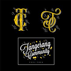 Brainstorm Logo and T-Shirt design of Tangerang BeeTalk Community (Project)