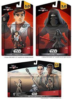Disney Infinity 3.0: The Force Awakens Bundle - Amazon Exclusive - $26.64! - http://www.pinchingyourpennies.com/207503-2/ #Amazon, #Disneyinfinity