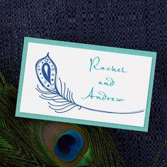 Peacock Inspired Name Tab  #peacocknametag #peacocknametab  #peacock