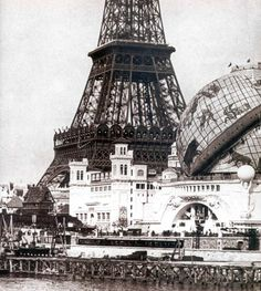 Le Globe Celeste, Paris, 1900 | Retronaut