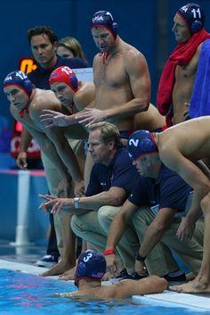PHOTOS: U.S. Men's Water Polo vs Montenegro - Water Polo Slideshows   NBC Olympics