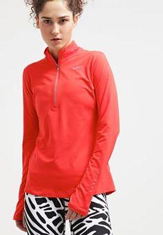 Nike Performance ELEMENT - Topper langermet - light crimson/reflective silver - Zalando.no 530,-