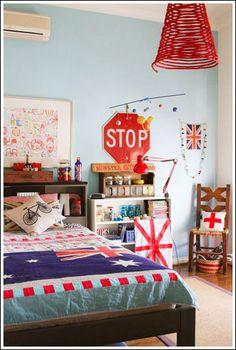 Boys Bedroom Ideas - Babybites.co.nz