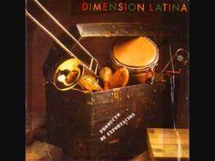 Dimensión Latina (Canta Oscar D'León) - Divina Niña