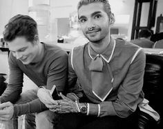 Bill Kaulitz & Tokio Hotel : Foto