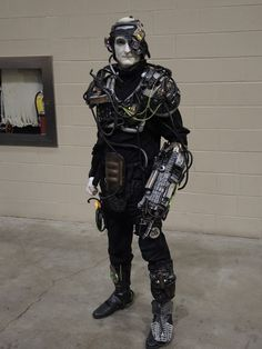 borg costume diy - Google Search