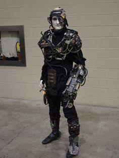 borg costume diy - Google Search
