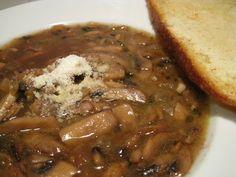 Beefy Mushroom Soup in the Stone Wave Recipe on Yummly. @yummly #recipe