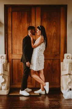 Bride and groom embracing infant of a door Beautiful Sunset, Most Beautiful, Amelia, Perfect Wedding, Infant, Groom, Wedding Day, Marriage, In This Moment