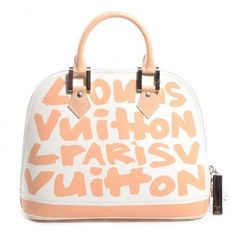 Louis Vuitton (new) Graffiti Alma Haut Mm Peach Tote Bag. Get one of the hottest styles of the season! The Louis Vuitton (new) Graffiti Alma Haut Mm Peach Tote Bag is a top 10 member favorite on Tradesy. Save on yours before they're sold out!