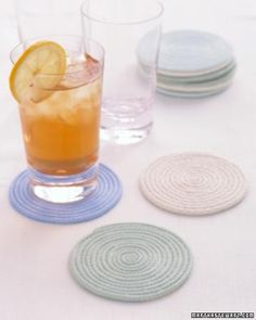 Rope Coaster How-To (crafts and DIY, interesting, amazing, ideas, inspiration, tutorial)